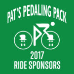 Pat's Pedaling Pack 2017