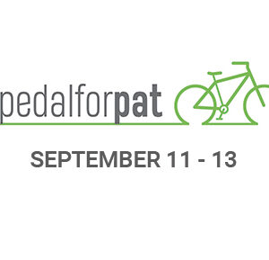 Pedal for Pat